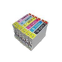 IC6CL32 6本セット (ICBK32×1 ICC32×1 ICM32×1 ICY32×1 ICLC32×1 ICLM32×1) エプソン用互換インクカートリッジ ICチップ付 残量表示機能付 (IC32 IC32BK IC32C IC32M IC32Y IC32LC IC32LM L-4170G PM A850 A850V A870 A890 D750 D750V D770 D800 G700 G720 G730 G800 G800V G820)