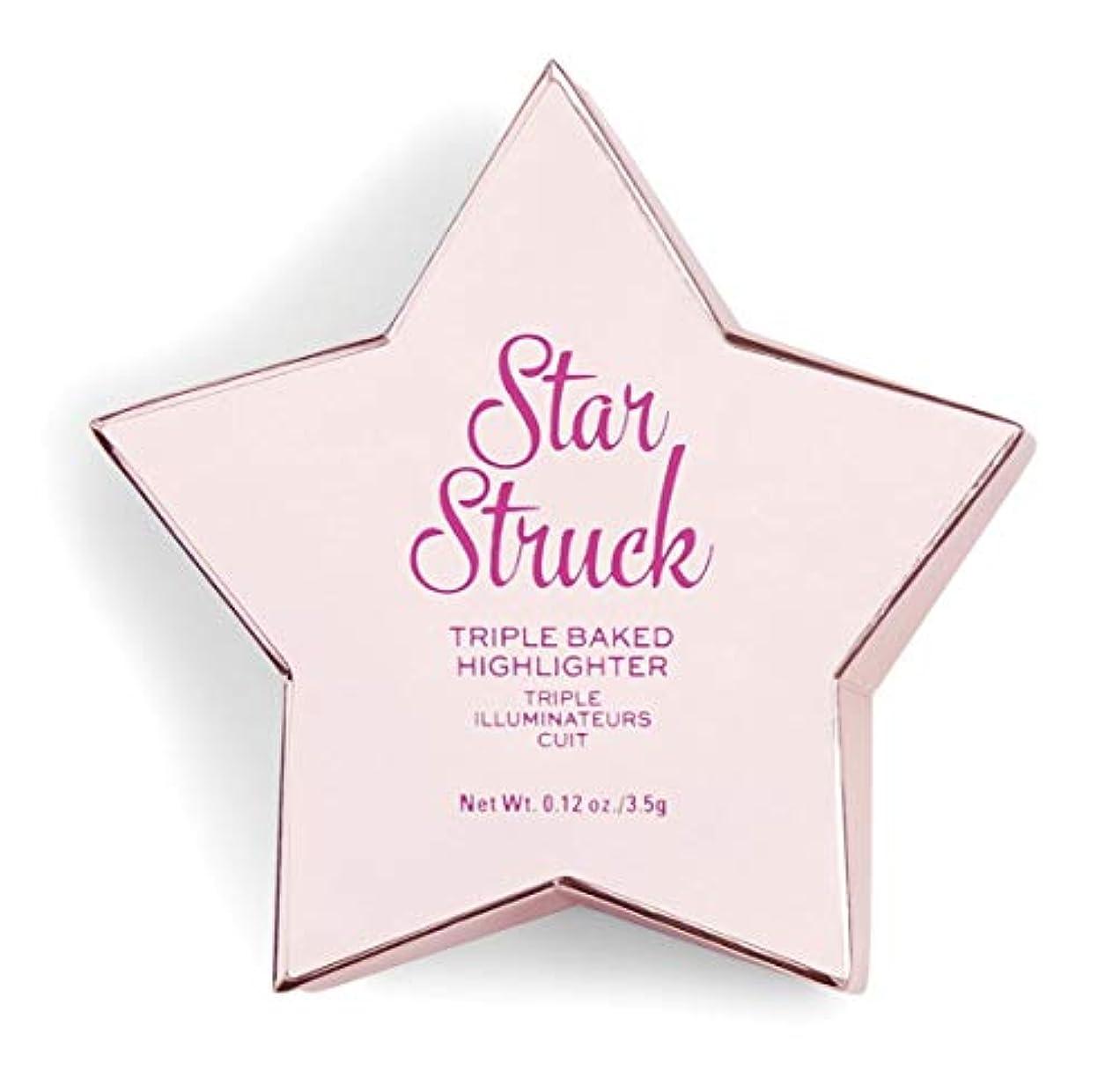 寄託開梱ストレスの多いメイクアップレボリューション 星型ハイライト Star Struck