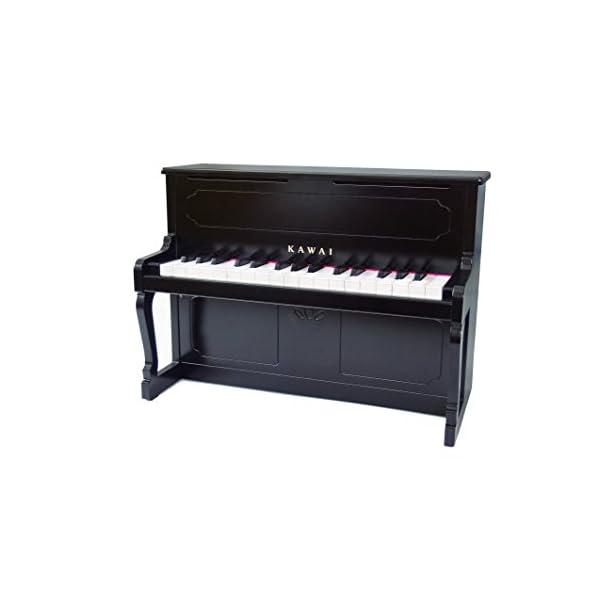 KAWAI アップライトピアノ ブラックの商品画像