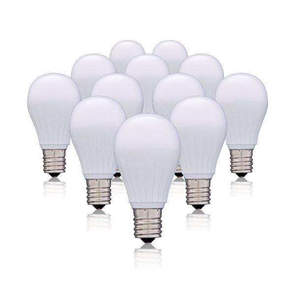 アイリスオーヤマ LED電球 口金直径17mm ...の商品画像