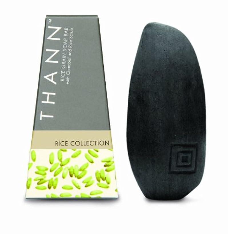 タヒチ統治可能痛いタン ソープバーRC(Rice Collection)   100g