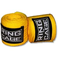 Handwraps Mexican Style stretchable-yellow 180