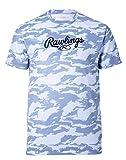 ローリングス(Rawlings) コンバットツートンTシャツ AST9F04 グレー 2XO