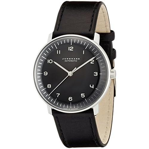 [ユンハンス]JUNGHANS 腕時計 自動巻き マックスビル オートマティック 027 3400 00 メンズ 【正規輸入品】
