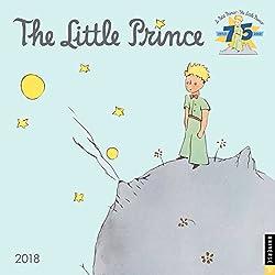 The Little Prince 2018 Wall Calendar