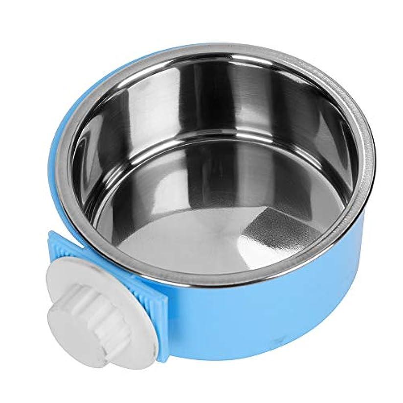ペットボウル 餌入れ 猫 犬 ペット 食器 餌やり 水やり用品 食事ボウル 給水器 フードボウル 固定 ぶら下がる式 食器スタンド ペット用品