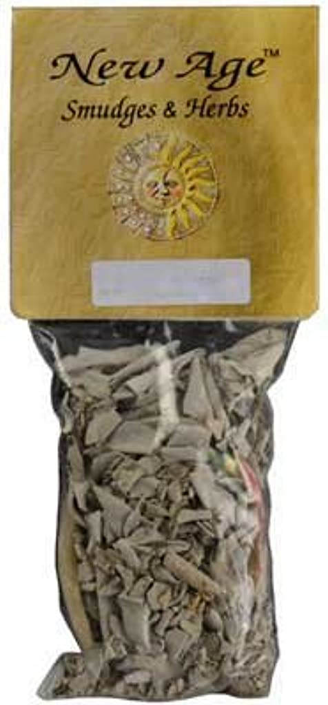 人口工業用ナラーバーFortune Telling Toy Smudge StickコールSpritsキットPurification LooseセージハーブMix Abalone Shell 3