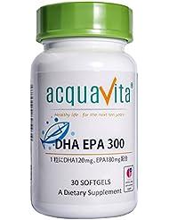 acquavita(アクアヴィータ)DHA EPA300 30粒