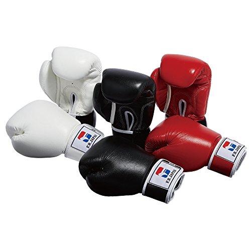 ファイティングロード (FIGHTINGROAD) プロフェッショナル ボクシンググローブ (8oz 黒)