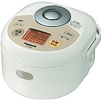 パナソニック IHジャー炊飯器 0.54L 0.5~3合 大火力銅釜 SR-KA051-N