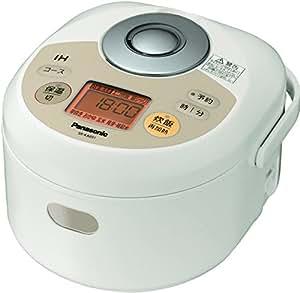 パナソニック 3合 炊飯器 IH式 ノーブルシャンパン SR-KA051-N