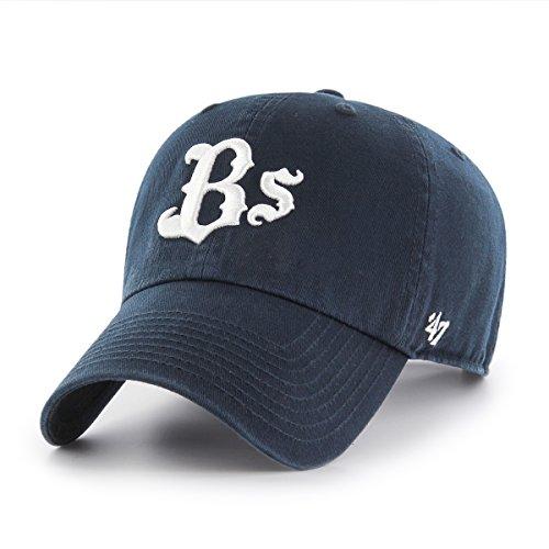 '47(フォーティーセブン) ベースボールキャップ オリックスバッファローズ 47 クリーンナップ NPB-RGW07GWSNL-NY ネイビー フリー