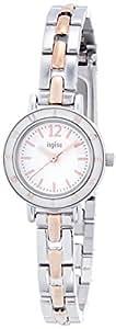 [セイコー ウオッチ]SEIKO WATCH 腕時計 ingene アンジェーヌ クオーツ カーブ無機ガラス 日常生活用防水 AHJK426 レディース