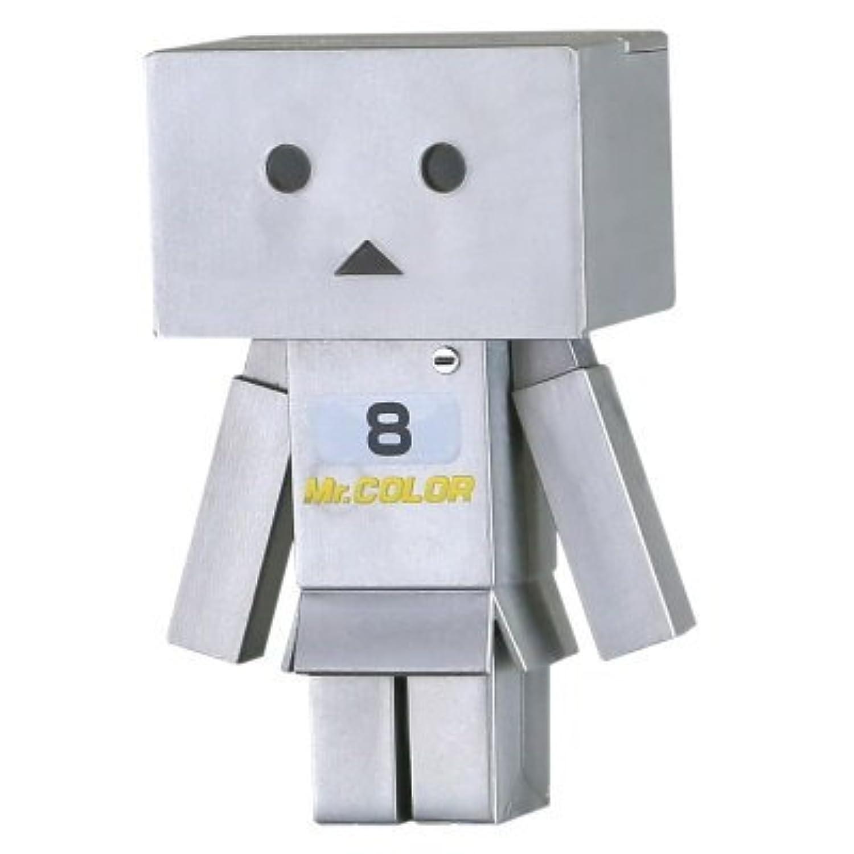 カプセルQ カプセルダンボー Mr.カラー基本色編(1) [8.シルバーダンボー (メタリック)](単品)