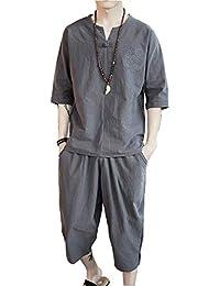7d744920de0d5a Mythy Tシャツ メンズ 半袖 トップス ハーフ ショート パンツ ...