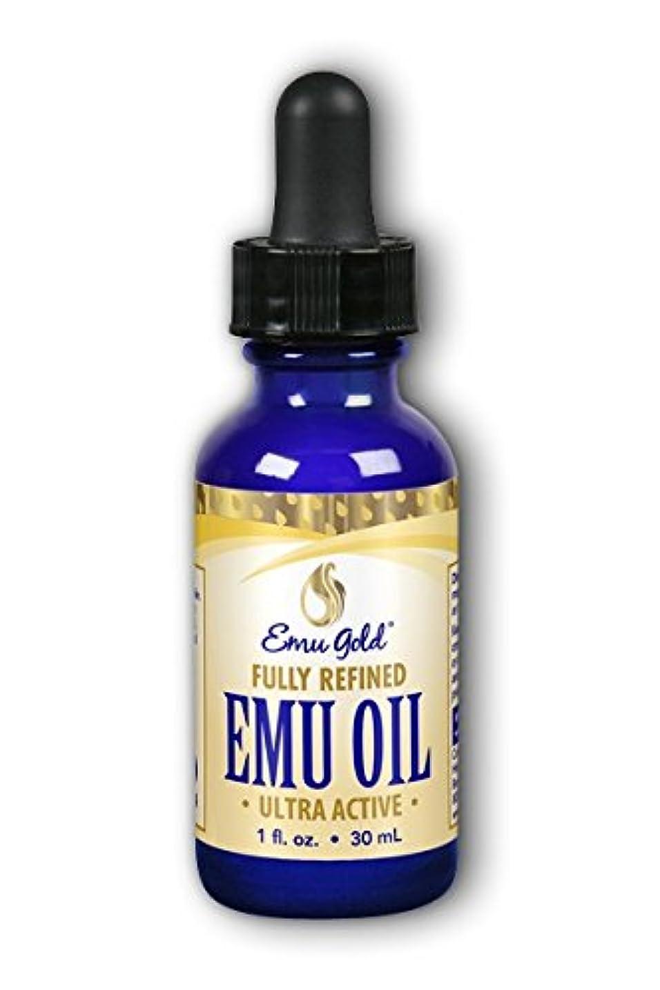 マーチャンダイジング恐ろしいです代わって海外直送品Enzalase Emu Oil Certified Pure Grade A Extra Strength, 1 oz 750 mg