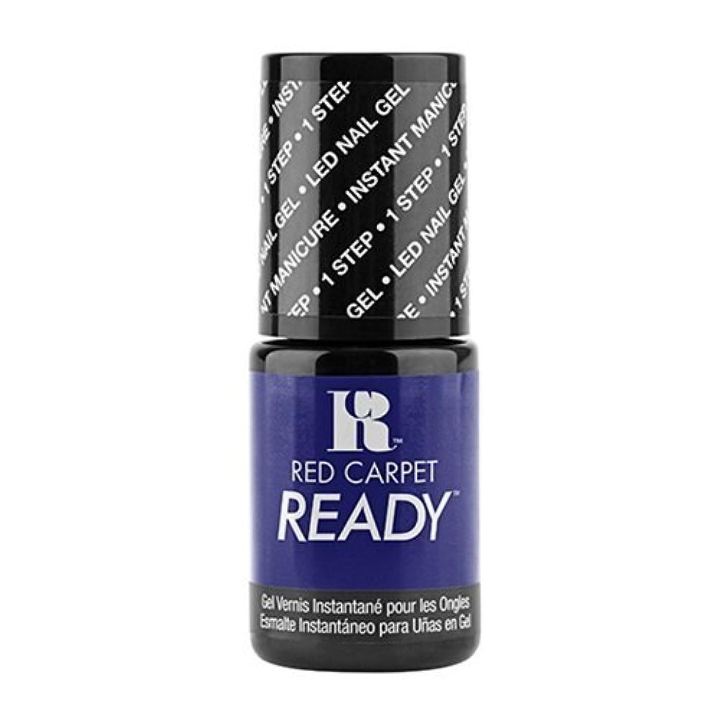 デクリメント彫刻家司法Red Carpet Manicure - One Step LED Gel Polish - Boy Toy - 0.17oz / 5ml