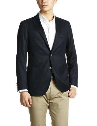 Wool 2-button Blazer 3122-186-0280: Navy