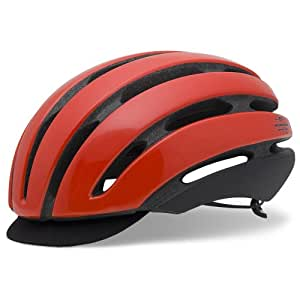 GIRO(ジロ) Aspect Helmet アスペクト サイクリング ヘルメット (Glowing Red, S (51-55cm)) [並行輸入品]