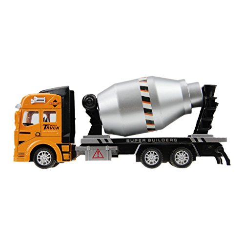 Greenery 子供のおもちゃの車 工事車両 子供の知育玩...