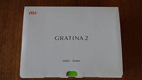 KYOCERA au GRATINA2 Green (KYY10SGA)