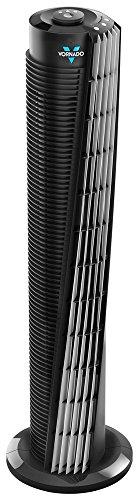 タワー サーキュレーター ブラック 12~40畳用 184-JP-blk