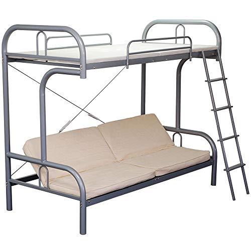 ロフトベッド パイプ 2段ベッド