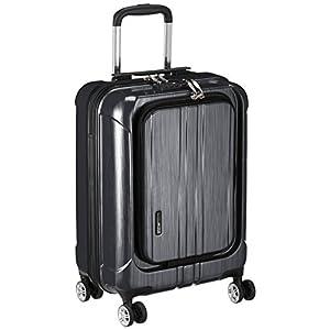 [アクタス] スーツケース ポライト S 35L 3.2kg フロントオープン 機内持ち込み 機内持込可 35.0L 53.5cm 3.2kg 74-20340