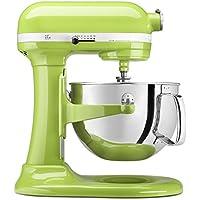 KitchenAid キッチンエイド スタンドミキサー KP26M1XGA Professional 600 シリーズ 6-Qt. [並行輸入品] (Green Apple)