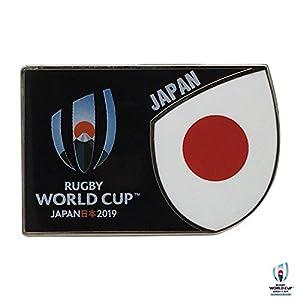 ラグビーワールドカップ2019TM(Rugby World Cup 2019TM) ピンバッジ JPN R32389
