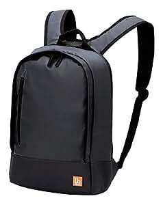 エレコム バックパック 超軽量 豊富 小物ポケット付 ブラック BM-BP01BK