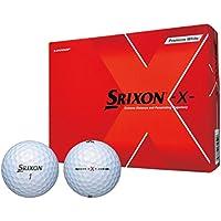 ダンロップ 2017年モデル スリクソン X ゴルフボール[12球入り]