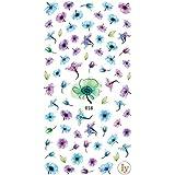 貼るだけでいい お花 春のネイル ネイルシールネイルステッカー ジェルネイルやレジンに 埋め込み ネイルアート (ly018)