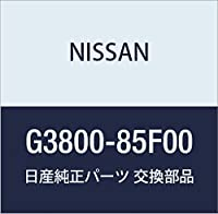NISSAN (日産) 純正部品 ルーフ バイザー シルビア 品番G3800-85F00
