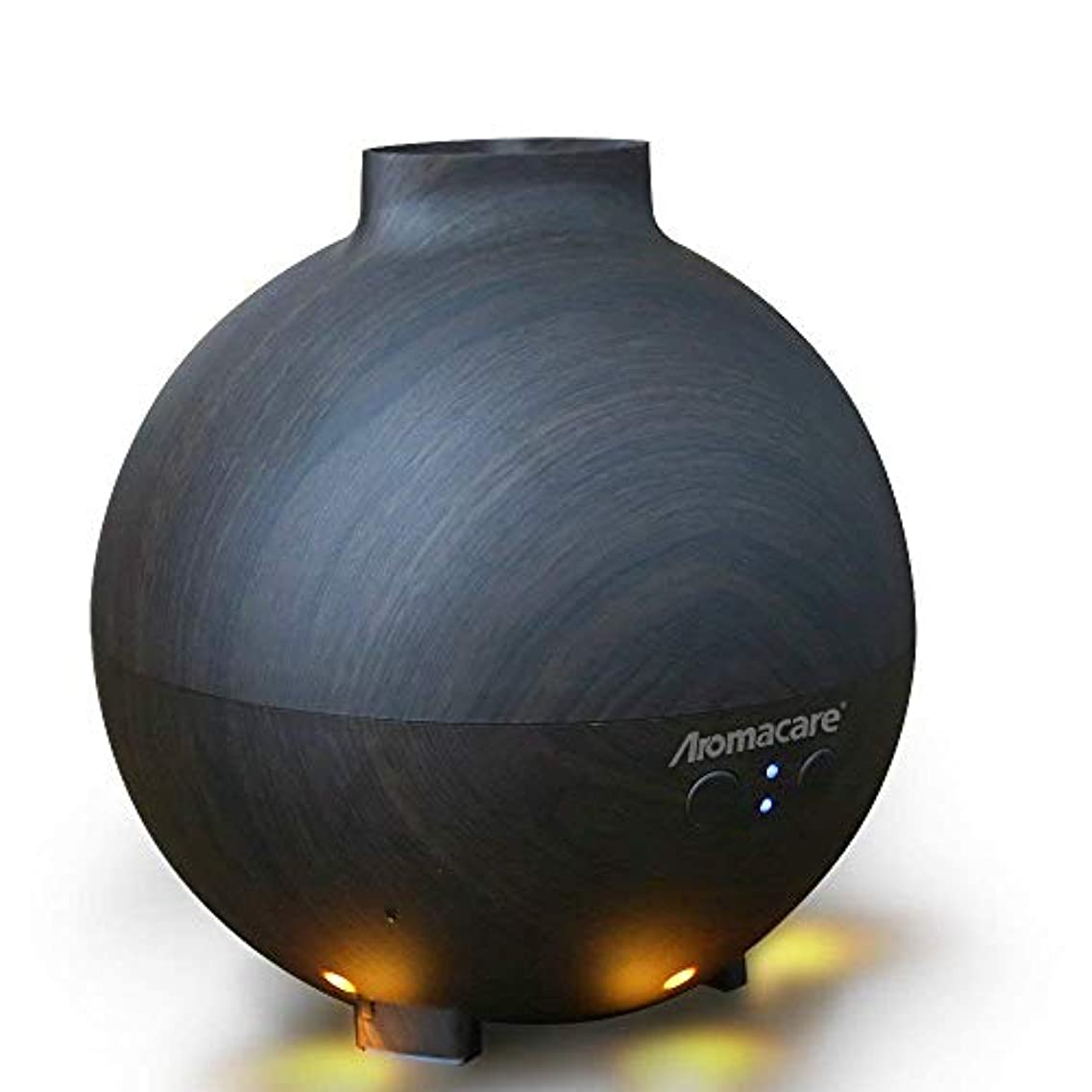 牛発明する血Aromacare Large Essential Oil Diffuser for Aromatherapy 600ml, Aroma Cool Mist Humidifier Globe- Ultra Quiet-...