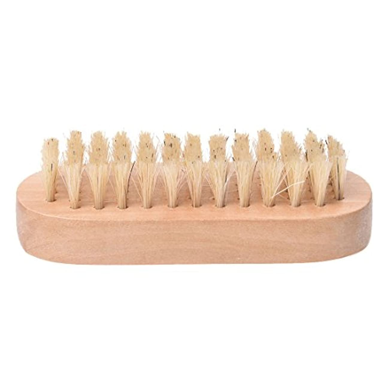 散るフェリーいらいらするCikuso 木製ハンドル ブリストル爪手足ブラシ マニキュア