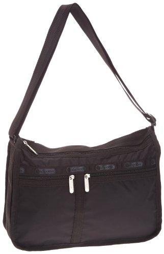 [レスポートサック] LeSportsac ショルダーバッグ(Deluxe Everyday Bag)【並行輸入品】 7507 5982 (Black)