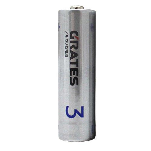 アルカリ乾電池 単3形 200本...
