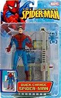 The Amazing Spider-man Quick Change Spiderman