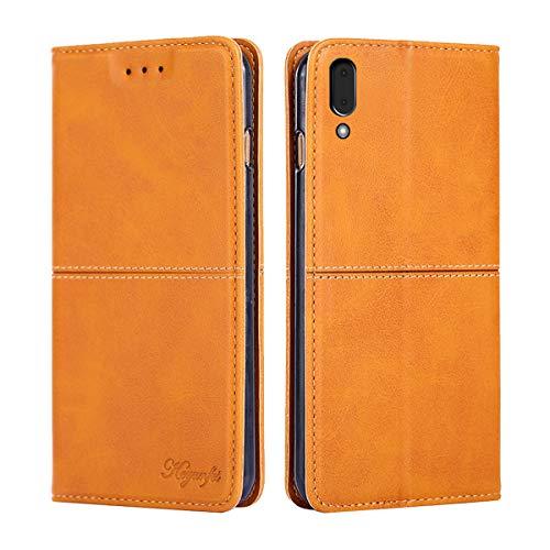 Phoebe Sony Xperia L3 シェル,Case for 職能レザー 財布 シェル カバー [ キックスタンド ] Pu レザー 財布 シェル 〜と ID & クレジット カード スロット の Sony Xperia L3