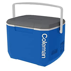 Coleman(コールマン) クーラーボックス エクスカーションクーラー/16QT:ブルー×ホワイト×ダークグレー(3000002186)