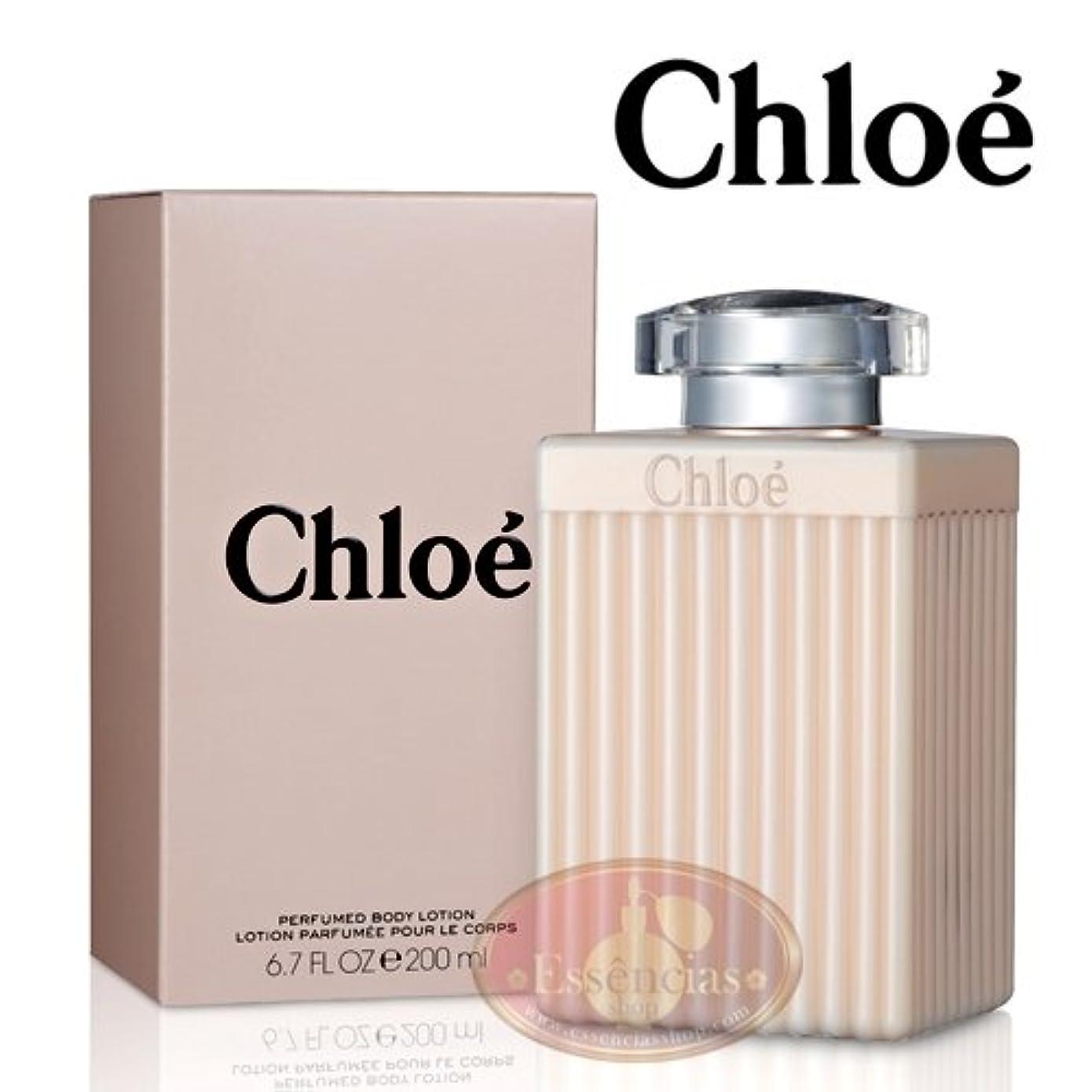 船乗り咽頭定期的なクロエ(Chloe) パフュームド ボディローション 200ml [並行輸入品]