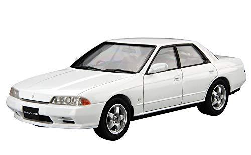 1/24 ザ・モデルカー No.32 ニッサン HCR32 スカイラインGTS-t タイプM '89