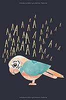 Papagei Notizbuch: Ein perfektes Geschenk fuer Papageien Liebhaber und Besitzer