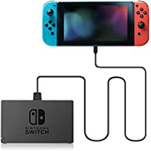 Nintendo Switch 充電ケーブル-Younik任天堂 Switchドックセット延長ケーブルUSB3.1 Type-C 高速充電10Gbps データ転送Switch Dock Set用延長コード
