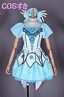 ラブライブ!サンシャイン!! WATER BLUE NEW WORLD 高海千歌(たかみ ちか) 風 コスプレ衣装 コスチューム cosplay イベント 変装