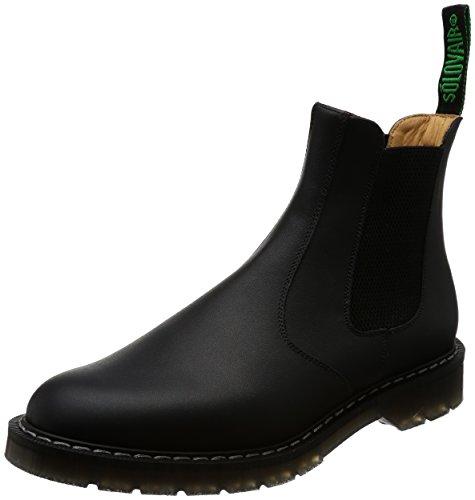[ソロヴェアー] ブーツ Dealer Boot Classic Collection S0-900 Black Greasy UK 7.5(26 cm)