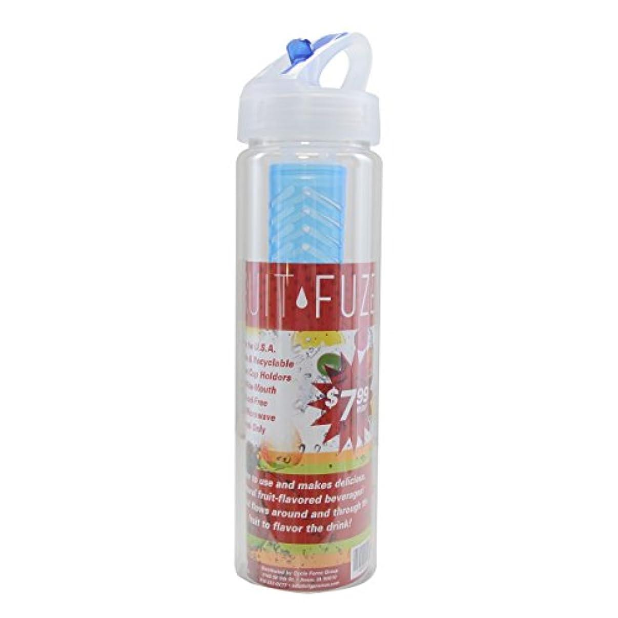 証明する先史時代の破壊Fruit Fuze Water Bottle, Clear by Fruit Fuze