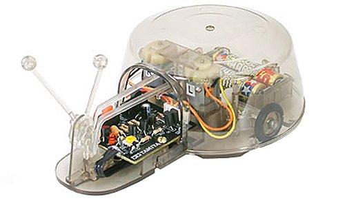エレクラフトシリーズ No.20 かたつむりライントレーサー工作セット 75020
