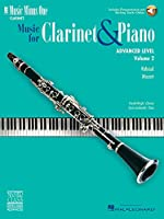Music Minus One Clarinet: Advanced Level: Contest Solos (Laureate)